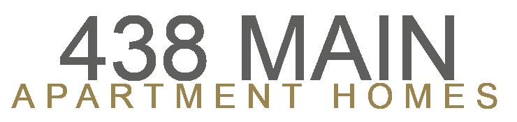 438 Main Street Apartments  Logo