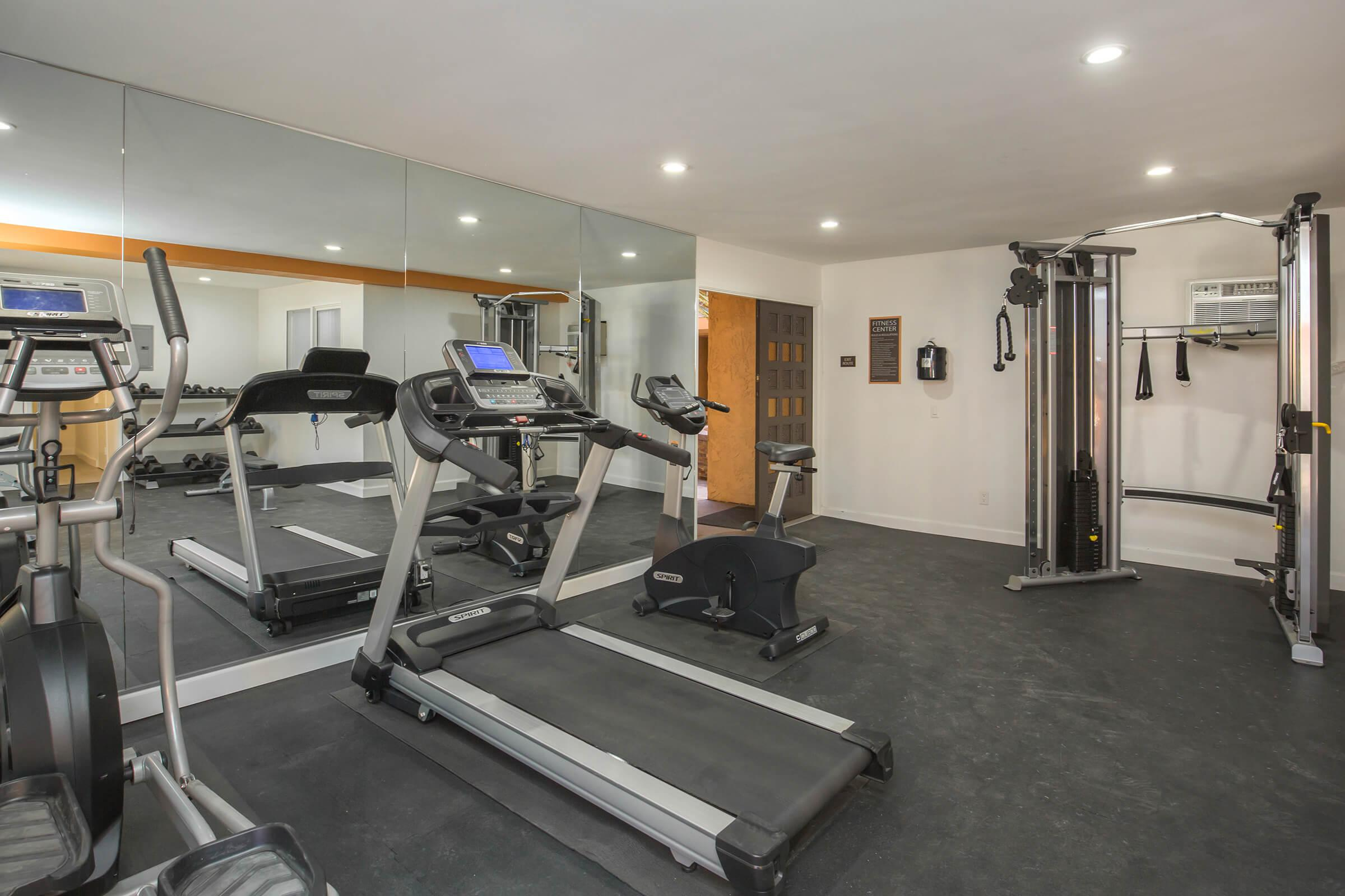 Glendale CA Apartments -Windsor Villas Apartments Fitness Center
