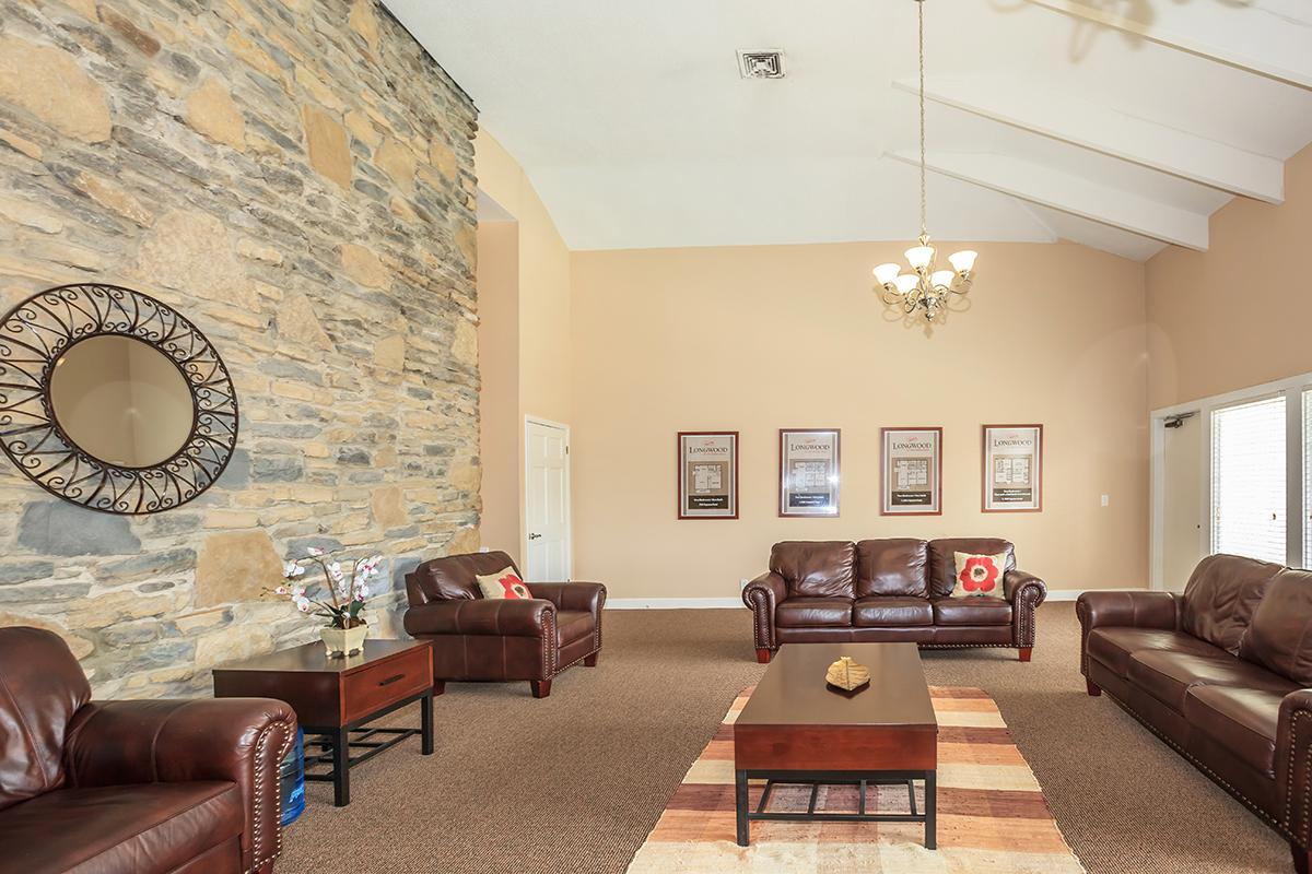 Spacious Clubhouse At Longwood At Southern Hills