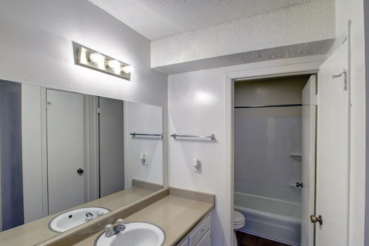 Up-To-Date Bathroom