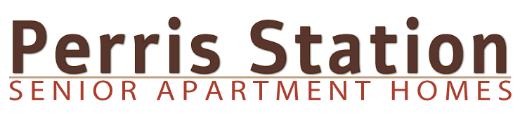 Perris Station Apartments Logo