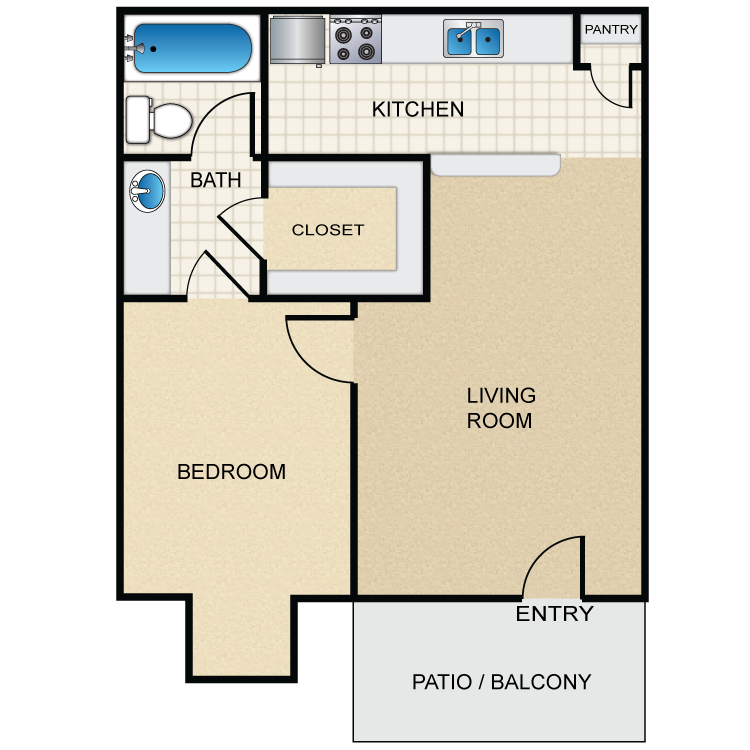 Monterra Park Apartments - Availability, Floor Plans & Pricing