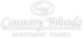 Country Woods Apartment Homes Logo