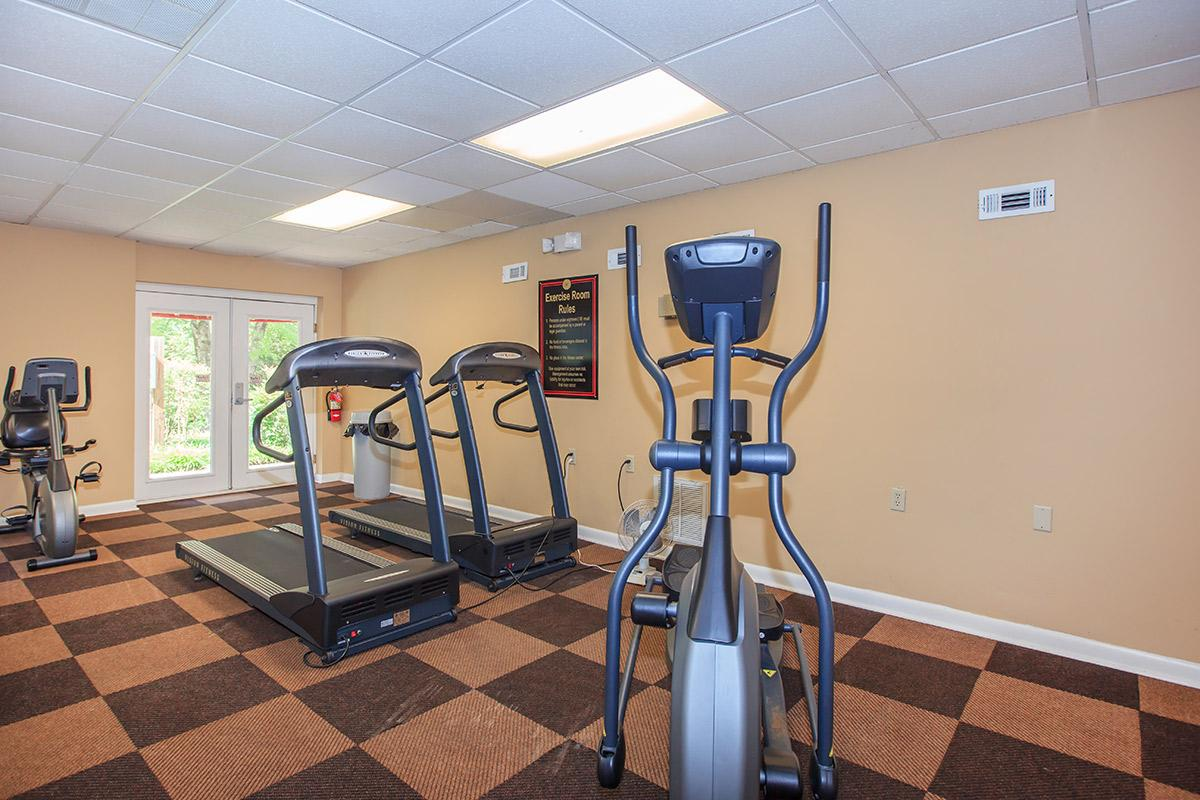 The Fitness Center at Windover In Knoxville, Tennessee
