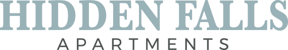 Hidden Falls Apartments Logo