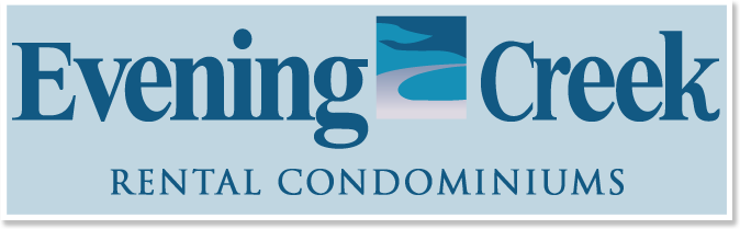 Evening Creek Condominium Rentals Logo