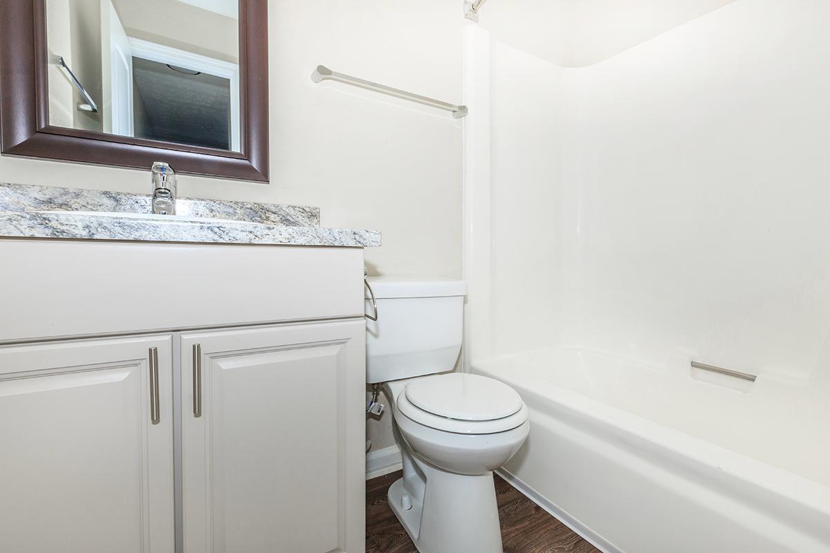 Charleston Floor Plan Bathroom