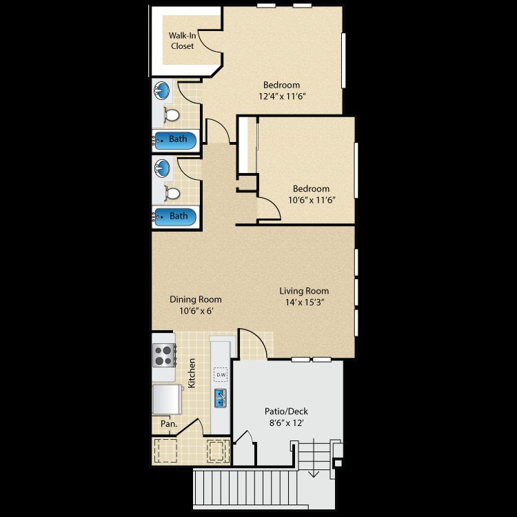 Plan Four floor plan image